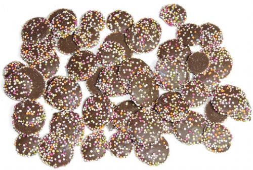 R43 HANNAHS BROWN JAZZIES 3KG
